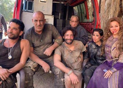 """بيان إعلامي- فان دام مع سوزان نجم الدين في """"حملة فرعون"""" خلال ساعات"""