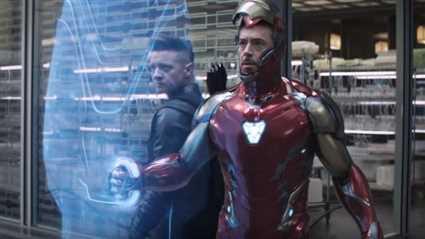 روبرت داوني جونيور يكشف: نهاية Avengers: Endgame أفضل 8 دقائق في عالم Marvel