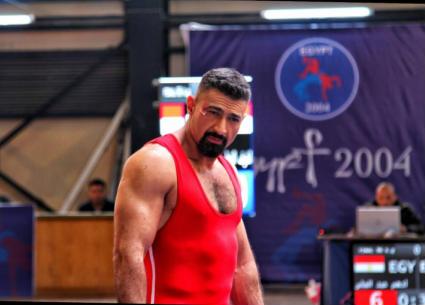 """الصور الأولى من مسلسل """"لمس أكتاف"""".. ياسر جلال """"مصارع روماني"""""""