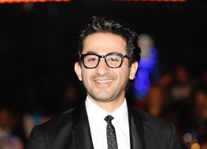 """فيديو وصور- أحمد حلمي خلال المؤتمر الخاص بالإعلان عن """"دبي ستارز"""""""