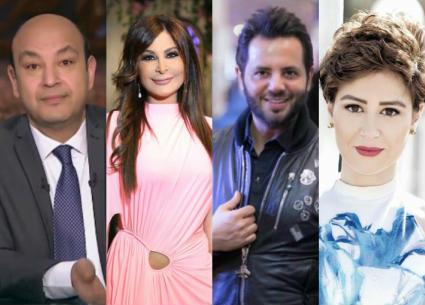 ردود أفعال المشاهير على اعتزال إليسا للغناء