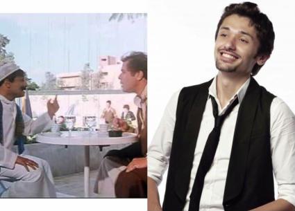 """فيديو- بفيلم """"الكيف"""".. كريم محمود عبد العزيز يعلق على أغنية """"يوم تلات"""""""