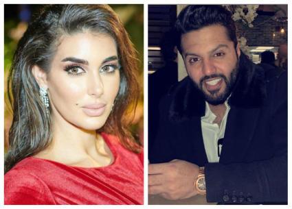 فيديو- بعد شائعات زواجهما.. ياسمين صبري ويعقوب بوشهري في الجونة