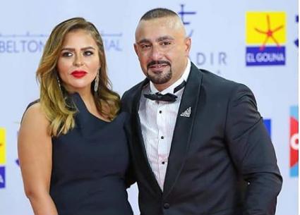 أحمد السقا متغزلا في زوجته: أحلى ست في العالم