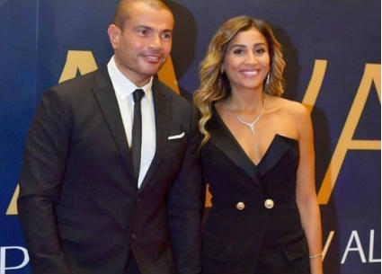 سعر فستان دينا الشربيني في حفل جوائز Joy