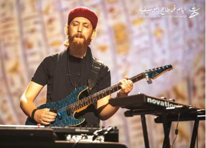 غسان فندري ينال جائزة الإقامة الفنية في ليالي قرطاج الموسيقي