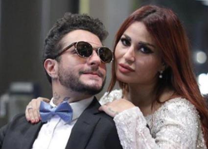 بالفيديو- زوجة أحمد الفيشاوي ترقص في الشارع