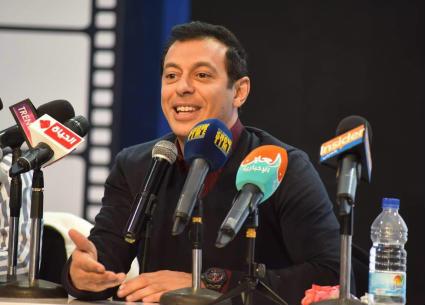 """مصطفى شعبان يكشف سبب مشاركته في مسلسل """"حتى لا يطير الدخان"""""""