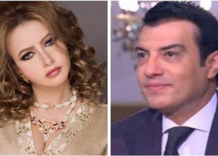 بسبب والده... إعلامية كويتية تهاجم إيهاب توفيق