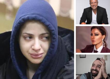 بعد تهديدها بالانتحار..هؤلاء دعموا منى فاروق