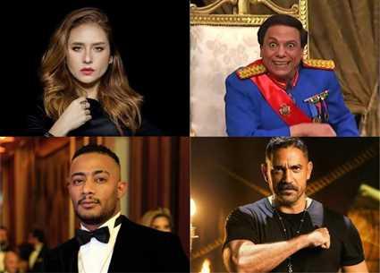 قائمة أجور النجوم في دراما رمضان 2020.. عادل إمام الأعلى
