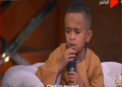 """عبد الله صاحب فيديوهات """"الجردل"""" الشهيرة يغني مع بسمة وهبة للكورونا"""