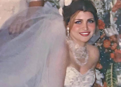في عمر الـ19... ياسمين الخطيب تستعيد ذكريات زيجتها الأولى