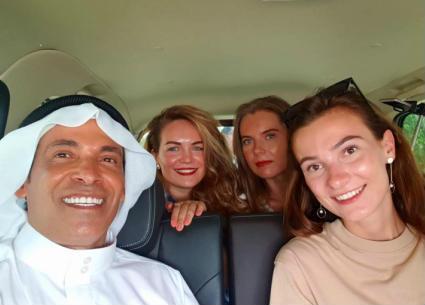 سعد الصغير يشوق جمهوره بهذه الصورة
