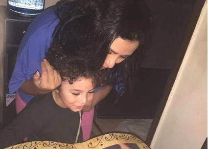 ابن غنوة يحيي ذكرى ميلادها