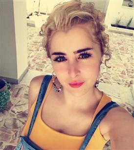 """شاركت في الفيلم السوري""""صديقي الأخير"""" وعدد من الأعمال"""