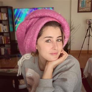 ممثلة تونسية