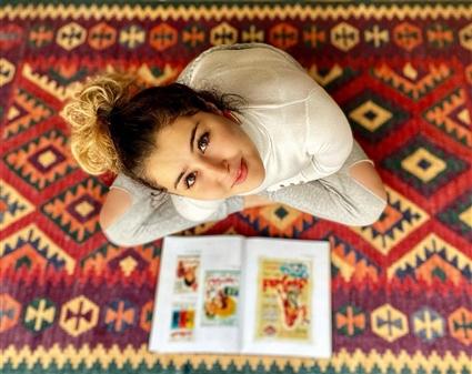 درست في كلية الفنون والديكور في تونس