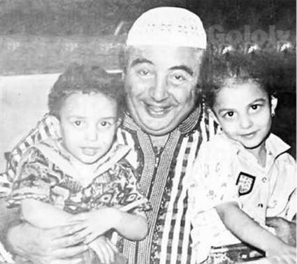 يونس شلبي وأولاده