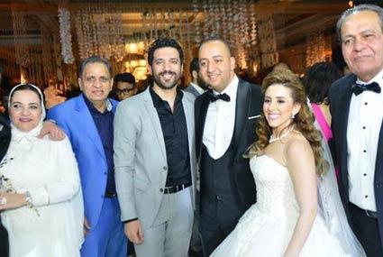 49 صورة من حفل زفاف مصطفى السبكي بحضور حسن الرداد وإيمي سمير غانم وعدد من النجوم