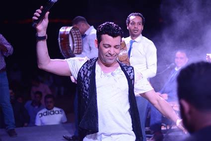 13 صورة من حفل سعد الصغير بطابا