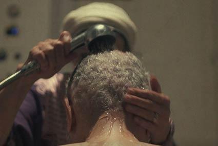 """6 صور - كواليس تصوير فيلم """"ونس"""" لعبد الرحمن أبو زهرة ورجاء حسين"""