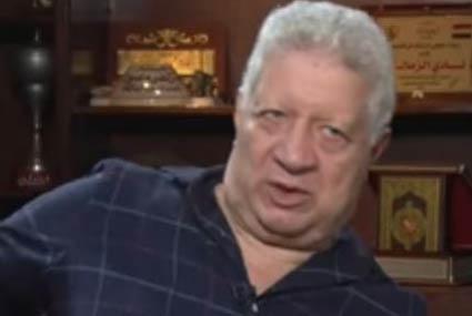 """بالفيديو- مرتضى منصور يلوم على هيكتور كوبر لظهور شقيقته في """"رامز تحت الصفر""""!"""