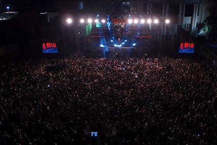 17 صورة من حفل رامي عياش ومحمود العسيلي بـ MIU