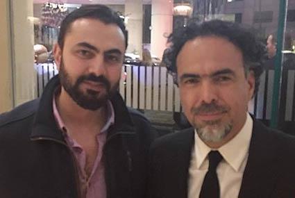38 صورة- كيف تفعلها يا محمد كريم؟ من أين لك كل هذه الصور مع مشاهير هوليوود!