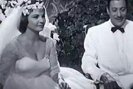 7 فساتين زفاف لشادية ارتدتهم في مشوارها الفني