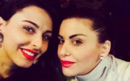 دانا حمدان تهنئ شقيقتها ميس بعيد ميلادها بصورة طريفة