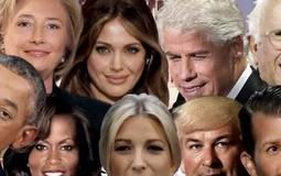 بالصور- ماذا لو تحولت الانتخابات الأمريكية إلى فيلم سينمائي؟  هؤلاء الفنانون الأنسب لشخصيات ترامب وهيلاري وأوباما