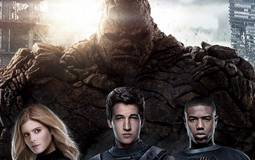 بوستر فيلم The Fantastic Four