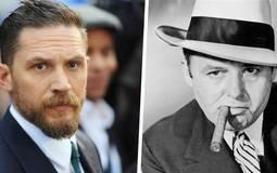 """الصورة الأولى لتوم هاردي في دور رجل العصابات """"آل كابوني"""".. هكذا تغير شكله"""