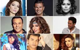 """٢٢ مغنيا استغلوا أسماء ألبوماتهم في الترويج لأنفسهم: عمرو دياب """"أحلى وأحلى"""" ومحمد حماقي """"ناويها"""" وأصالة """"شخصية عنيدة"""" وساندي """"حلوة جدا"""""""