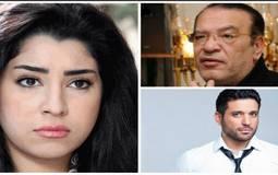 صلاح عبد الله وأيتن عامر وحسن الرداد وأخرون ينعون وائل نور