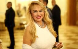 سهير شلبي في حفل الماسة بمناسبة نصر أكتوبر