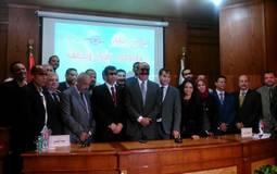 صوت القاهرة توقع بروتوكول تعاون مع وكالة الأخبار ل