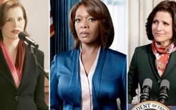 السينما تسبق هيلاري كلينتون.. 9 ممثلات جسدن دور رئيس الولايات المتحدة الأمريكية