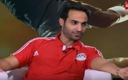 بالفيديو- تشكيل منتخب مصر لمبارة غانا من الفنانين.. بيومي فؤاد حارس مرمي