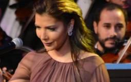 بالفيديو والصور- أصالة  تشدو بأجمل أغانيها في ختام مهرجان الموسيقى العربية