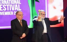 """القائمة الكاملة لجوائز مهرجان القاهرة السينمائي.. ناهد السباعي أفضل ممثلة والهرم الذهبي لـ""""ميموزا"""""""