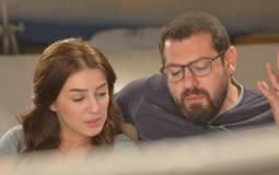 هكذا هنأ الفنانون عمرو يوسف وكندة علوش بعقد قرانهم