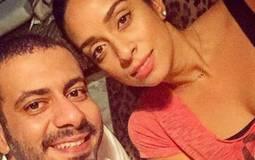 رسالة حب من محمد فراج للممثلة الشابة بسنت شوقي:  أكثر من أحببتها