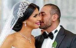 حفل زفاف ساندي ورجل الأعمال علي السيد