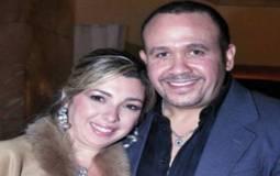 هشام عباس يكشف: تعرفت على زوجتي في هذا الموقف.. طردتني