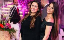 صورة - شهد رمزي تحضر حفل زفاف ابنة صفاء أبو السعود رغم اعتذارها