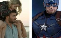كيف تحول جسد كريس إيفانز من Captain America لـ Gifted؟