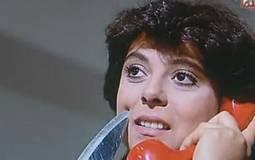 """دور المجنونة في فيلم """"المجنونة"""" عام 1985"""