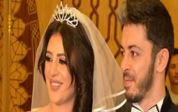 هيثم محمد ووفاء قمر